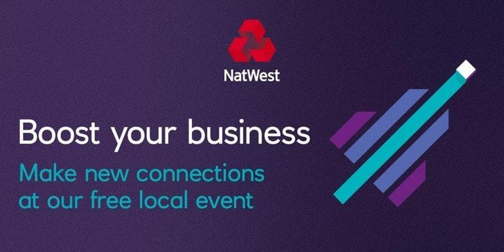 NatWest Boost – Northampton Business Networking Breakfast