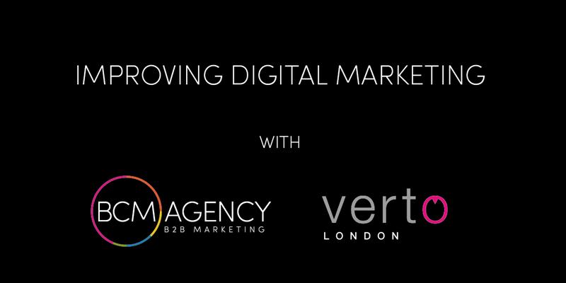 Improving Digital Marketing