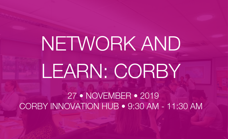 Network & Learn Corby – GDPR