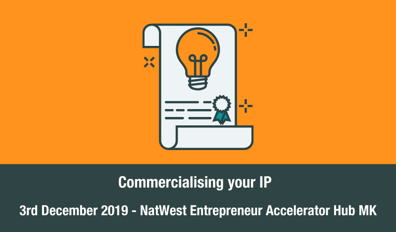 Commercialising your IP