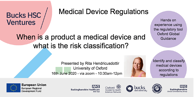 Medical device regulations – products as medical devices