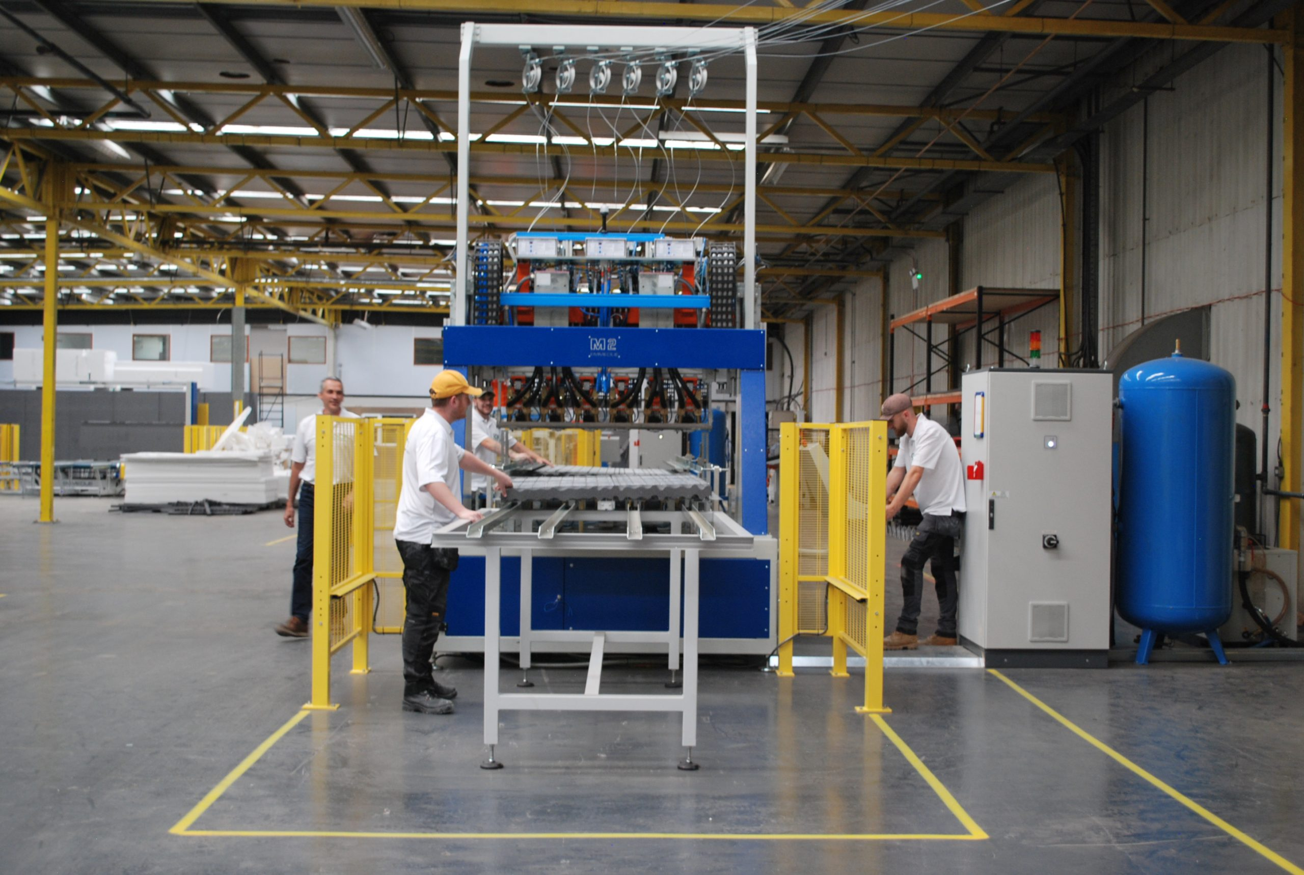Corby construction technology company set for growth with £600k MEIF package