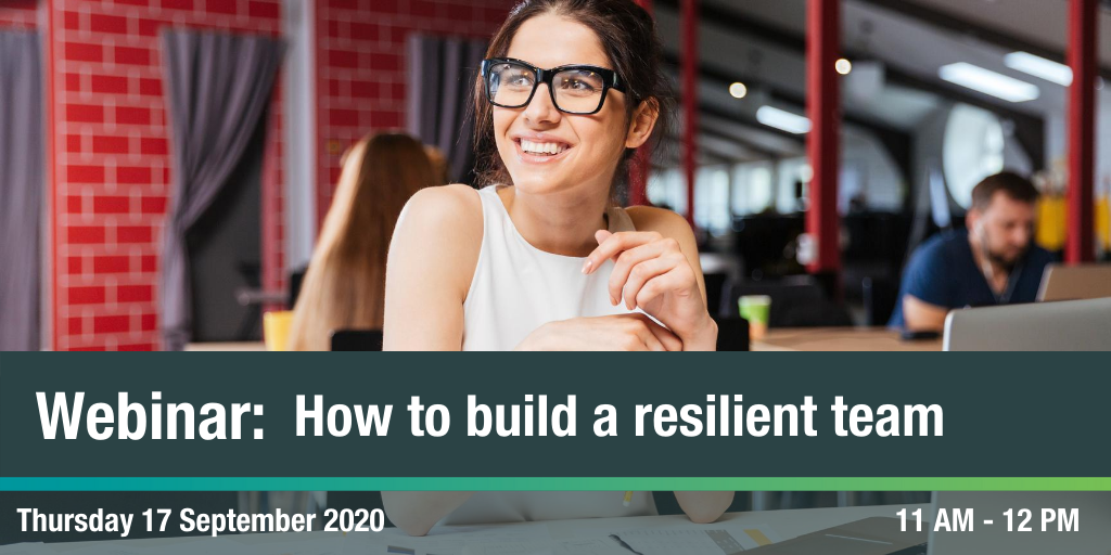 How to build a resilient team